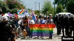 Violence Mars Montenegro's First Gay-Pride Parade