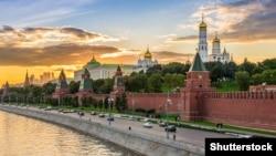 Kremlin - Moskë
