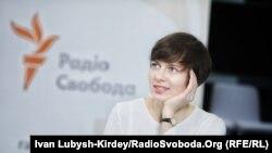 Олена Ремовська, журналіст «Радіо Крим.Реалії»