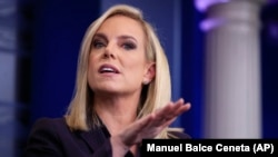 U.S. Homeland Security Secretary Kirstjen Nielsen (file photo)