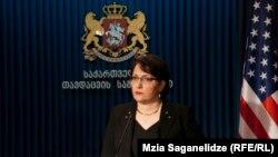 Тинатин Хидашели