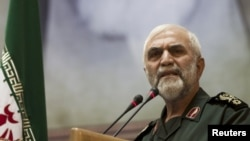 General Hussein Hamedani was reportedly killed on October 8.