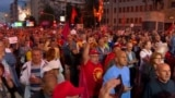 Macedonian Student Movement Protests Name Change