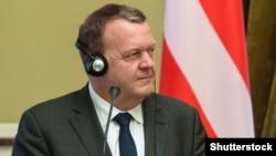 Ларс Локе Расмусен, премиер на Данска