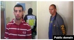 Алжирец Нау Медиуни и марокканец Хассан эль-Джауани, арестованные в Испании по подозрению в терроризме
