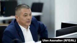 Зайырбек Ажыматов.