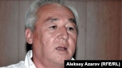 Председатель Союза журналистов Казахстана Сейтказы Матаев.