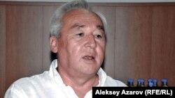 Председатель правления Союза журналистов Казахстана, руководитель Национального пресс-клуба Сейтказы Матаев.