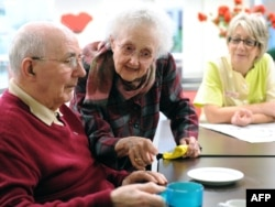 Французская клиника для пациентов с синдромом Альцгеймера