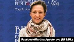 Мартина Апостолова