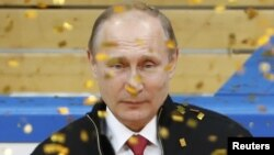 Володимир Путін. Москва, 22 травня 2016 року