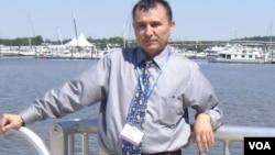 Закир Алиев.