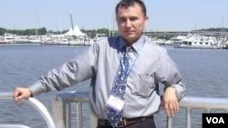 Uzbek-American citizen Zokir Aliev (file photo)