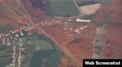 У 2010-му червоним шламом алюмінієвого заводу залило угорське містечко Айка поблизу Будапешта