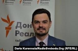 Дмитрий Золотухин, заместитель министра информационной политики