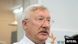 Первый вице-спикер Госдумы России Олег Морозов