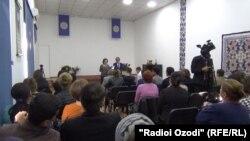 Бахаисты Таджикистана