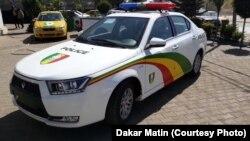 پس از شکست طرح تولید سمند در سنگال، چندین هزار دستگاه از این خودرو به صورت آماده به این کشور صادر شد که از آن در ناوگان پلیس و حمل و نقل شهری سنگال استفاده شده است.