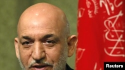 The handover might be on the agenda as Afghan President Hamid Karzai meets with Pakistan's army chief.