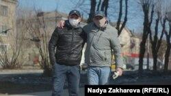Кадр из фильма Нади Захаровой