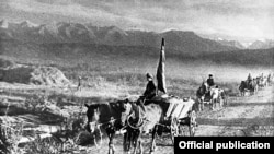 Советтик Кыргызстан. 1940-жылдардын башы.