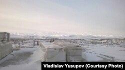 """""""Белое безмолвие"""" арктических строек"""