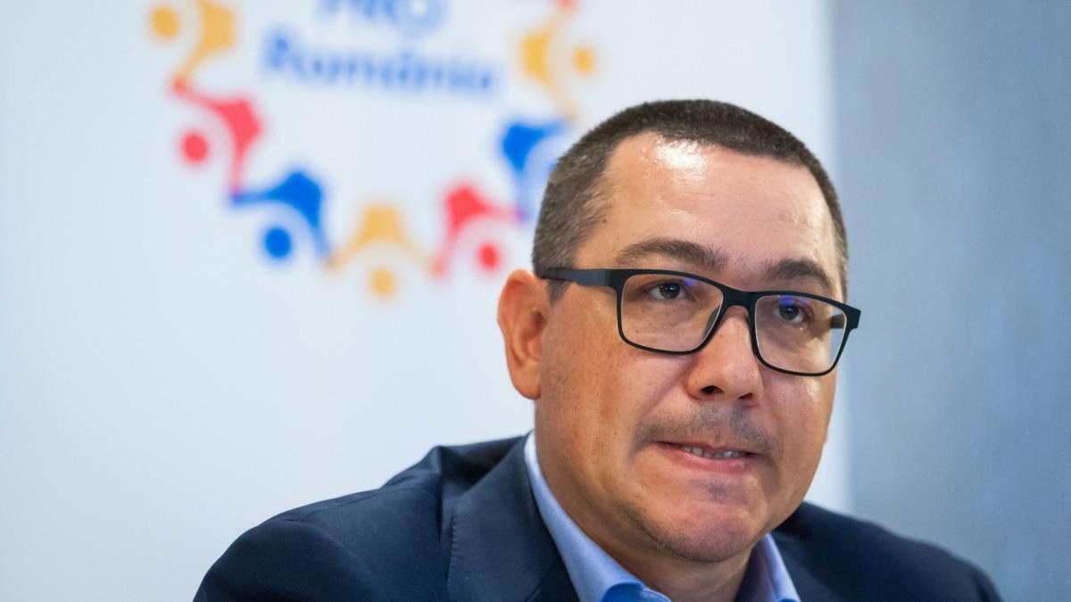 Court Confirms Romania Ex-PM Ponta Committed Plagiarism