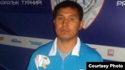 Главный тренер сборной Казахстана по боксу Мырзагали Айтжанов.
