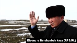 Искендер Бейшенбаев.