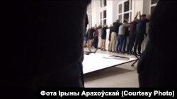 Фота Ірыны Арахоўскай.