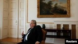 Mинистерот за надворешни работи на Грција, Никос Коѕијас