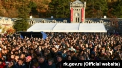 «Ноябрьфест» у Криму, листопад 2019 року
