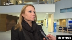 Maja Kocijancic, EU spokesperson. File photo