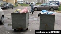 Месца забойства ў Горадні на вуліцы Дзяржынскага