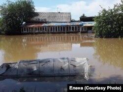 Повторное наводнение в Нижнеудинском районе Приангарья