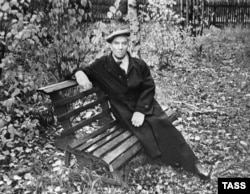 Борис Пастернак в Переделкино, 1958. Фото ИТАР-ТАСС