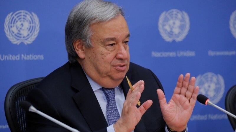 تاکید دبیر کل سازمان ملل بر لزوم «یکپارچگی» عراق