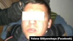 Один из подозреваемых в теракте в Новоалексеевке