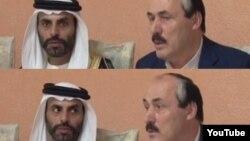 """В 2013 г. Абдулатипов """"шокировал"""" шейха из ОАЭ Ахмада аль-Хазраджи своими знаниями"""