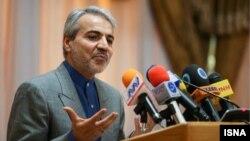 محمدباقر نوبخت، معاون برنامهریزی و نظارت راهبردی حسن روحانی.