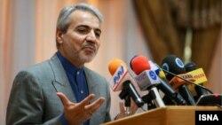 محمدباقر نوبخت، سخنگوی دولت ایران