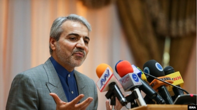 محمدباقر نوبخت، معاون برنامهریزی و نظارت راهبردی رئیس جمهور