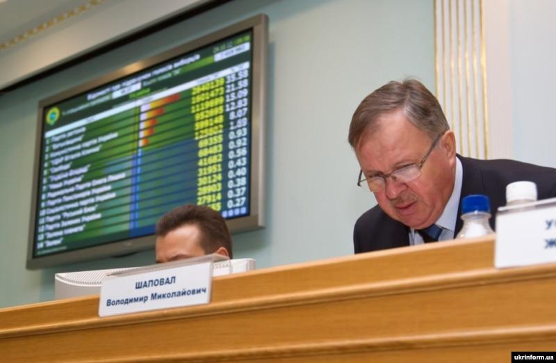 Голова ЦВК запідозрив порушення і назвав мішану виборчу систему помилковою