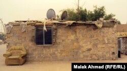 منزل عشوائي في منطقة الوشاش ببغداد
