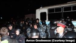 Беспорядки в Бирюлево, октябрь 2013