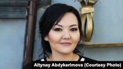 Алтынай Абдыкеримова