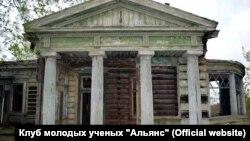 Усадьба архитектора Владимира Рассушина в Усолье Иркутской области