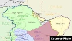 Область Гилгит-Балтистан на севере Пакистана. Иллюстративное фото.