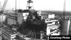 Нуклеарката во Чернобил по несреќата