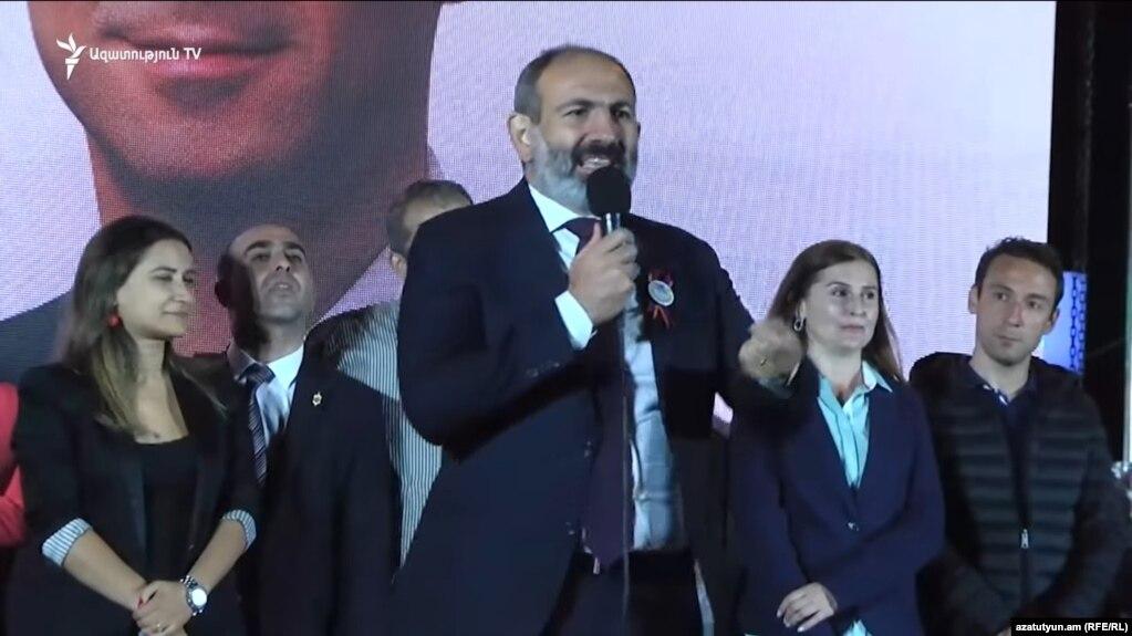 Подведены итоги электронного голосования на выборах в Армении: лидирует блок «Мой шаг»